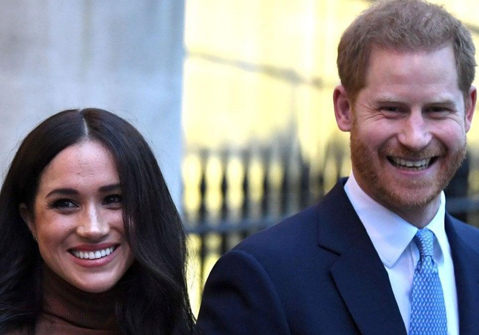 Harry e Meghan