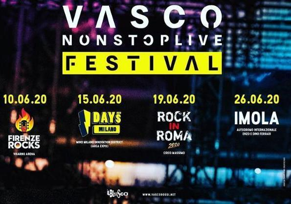 vasco rossi tour